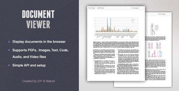 jQuery Document Viewer | Code-Scripts-and-Plugins | Text
