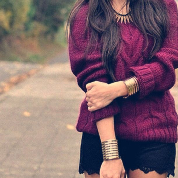 Style Fashion Girl Facebook Google Zena Pinterest Kleding Taylor Hill And Purple