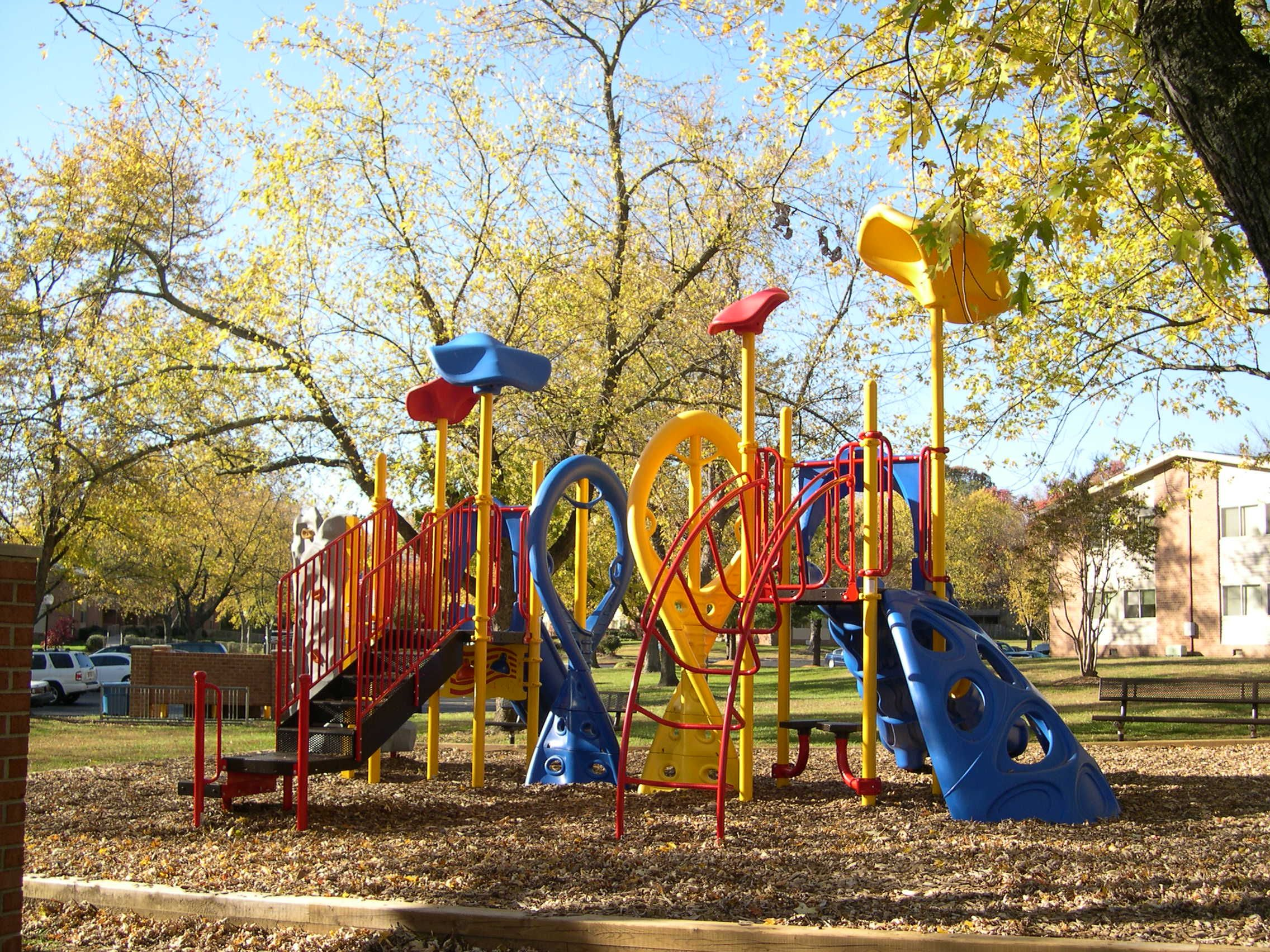 Admiral Farragut Apartments Annapolis Md Playground Fun Slide