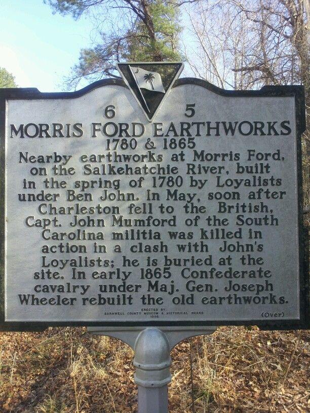 Morris Ford Earthworks Morris Charleston Ford