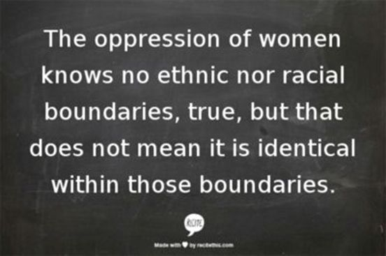 Feminism Can't Be Just For White Women, Mikki Kendall's #solidarityisforwhitewomen Hashtag ( 7 Images)