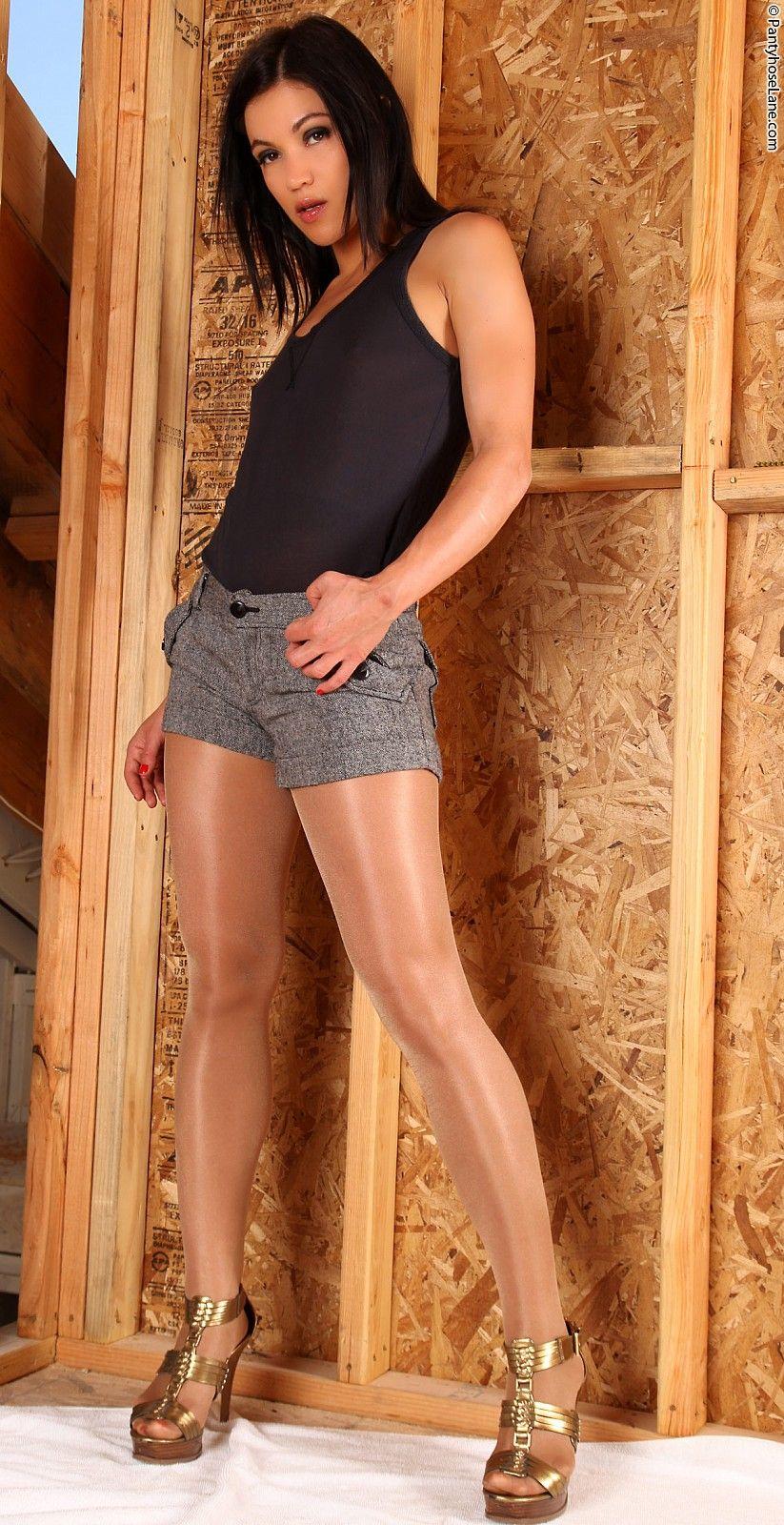 Alyssa Reece Nude Pics pin on hot heels and hose