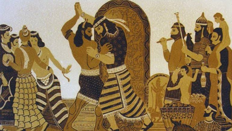 Epic of Gilgamesh: Presented Via Animation and Song | Epic