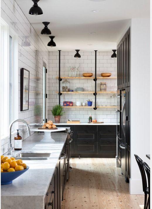 36 Moderne Bauernküchen, die perfekt zwei Stile vereinen ...