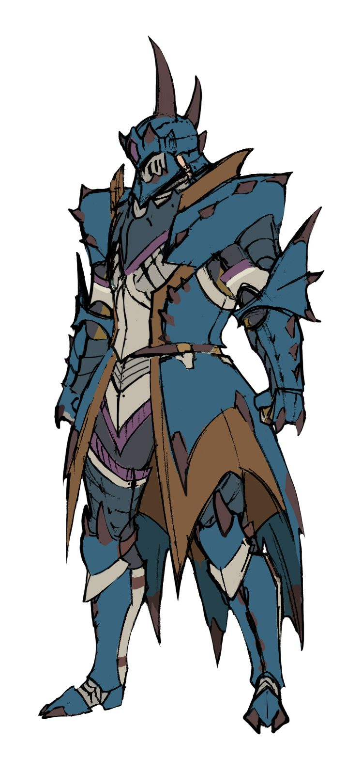 monster hunter lagiacrus armor - Google Search