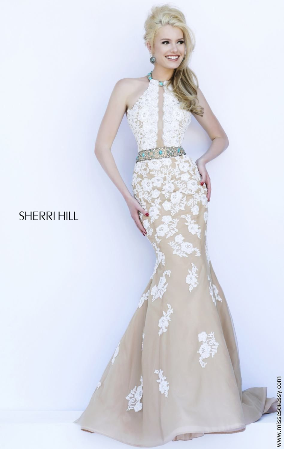Sherri Hill 32227 Dress - MissesDressy.com | Evening Gowns Dresses ...