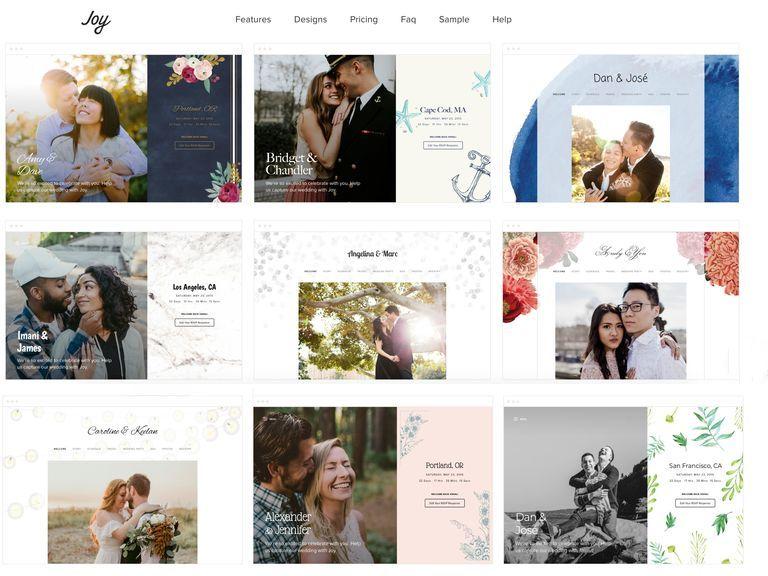 The 9 Best Wedding Website Builders Of 2020 Wedding Website Builder Wedding Website Best Wedding Websites