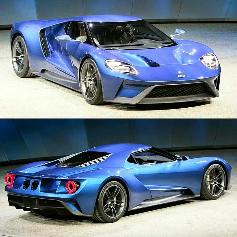 Ford Gt, New Luxury Cars, Super Cars