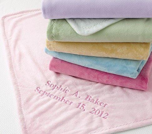 The softest Chamois Stroller Blanket from @Vicki Snyder Barn Kids #OhBaby