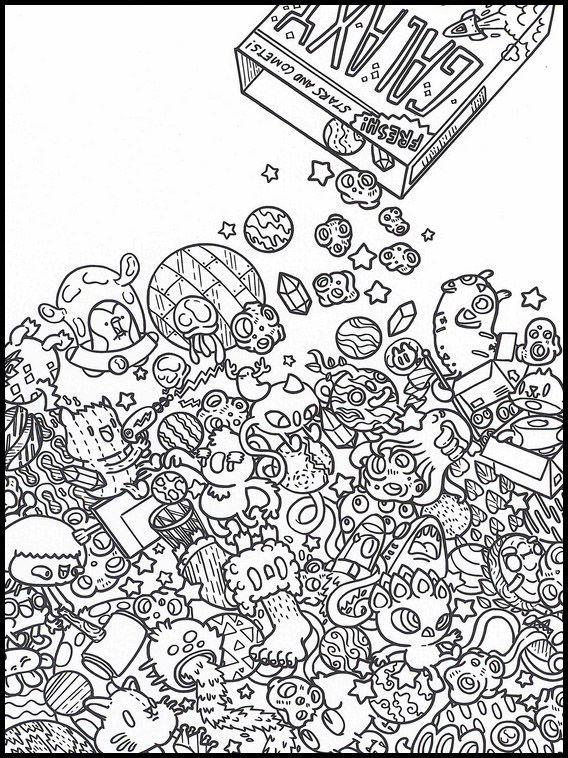 Doodles Im Weltraum 6 Ausmalbilder Fur Kinder Malvorlagen Zum Ausdrucken Und Ausmalen Ausmalbilder Zum Ausdrucken Ausmalbilder Malvorlagen Zum Ausdrucken