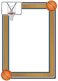 Resultado de imagen para bordes de baloncesto