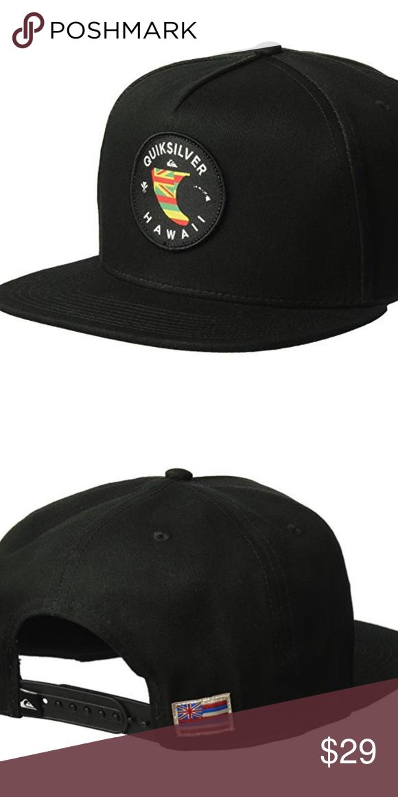 Destinado Snapback Hat Hawaii Black Snapback Hats Man Shop Black