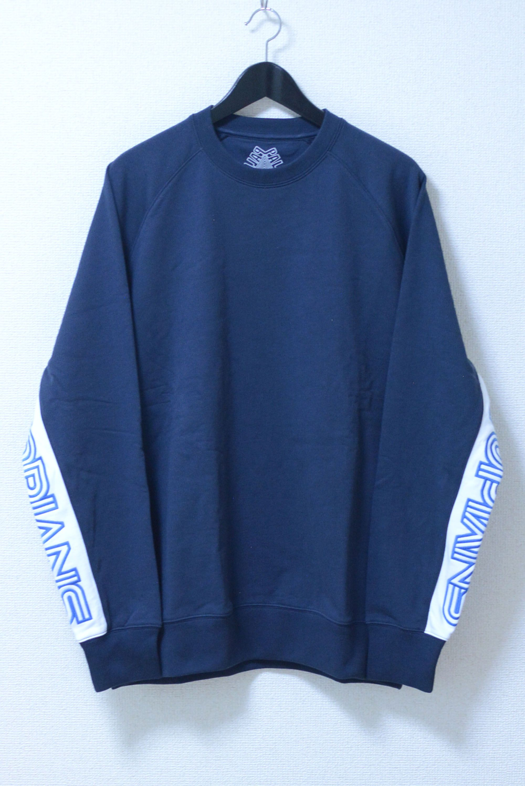 PALACE SKATEBOARDS UTOPIANS SPORT CREW NAVY22,000円(内税)