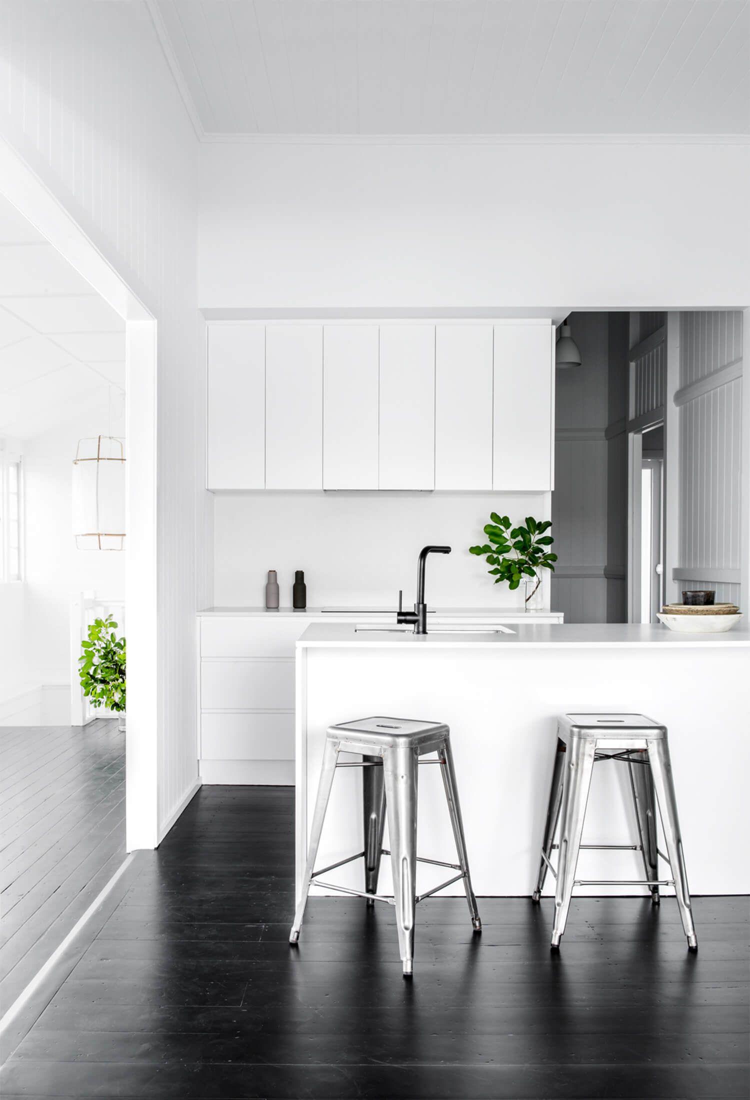 Kitchen | A Queenslander Reno by Sian MacPherson | est living ...