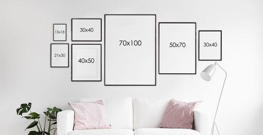 Craig Frames 7171610bk 24 X 36 Inch Poster Frame Solid Wood 0 84 Inch Wide Black Gallery Wall Decor Gallery Wall Layout Poster Frame