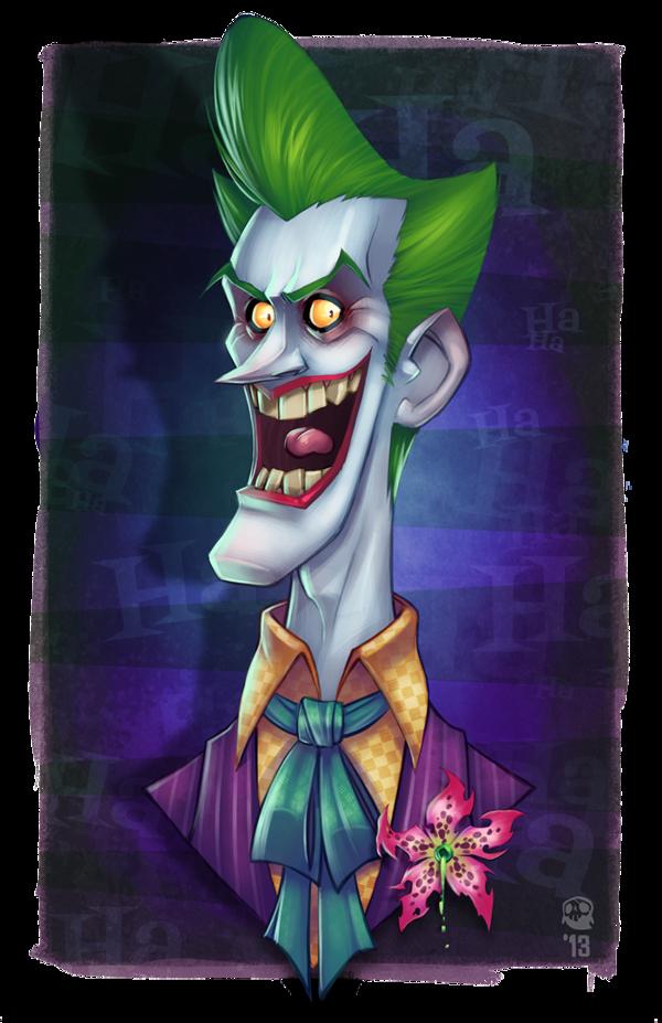 Covers Fan Art On Behance Joker Art Joker And Harley Joker