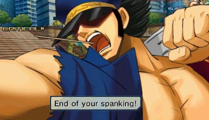 Bahn - Fighting Vipers | Sega Smash Bros Roster | Japanese