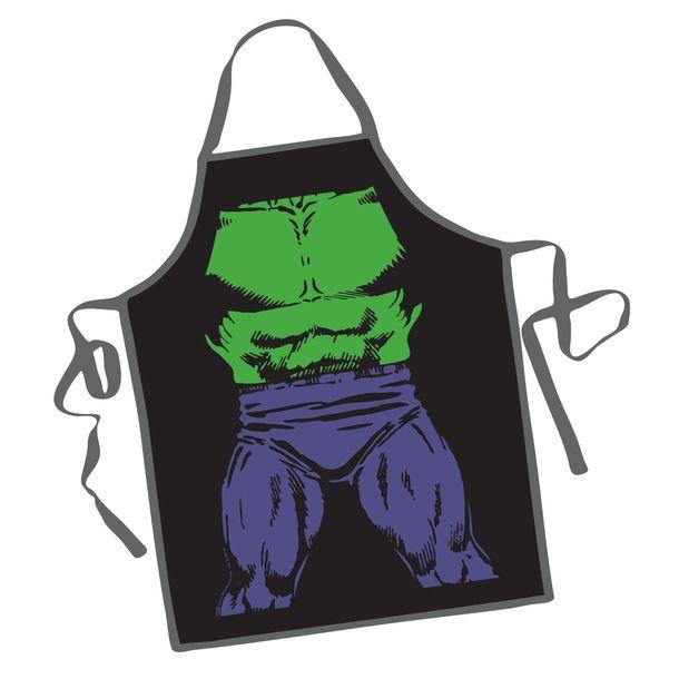The Hulk Be The Hero Apron
