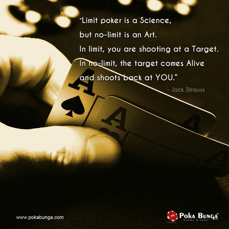 Pin On Quotes About Poker