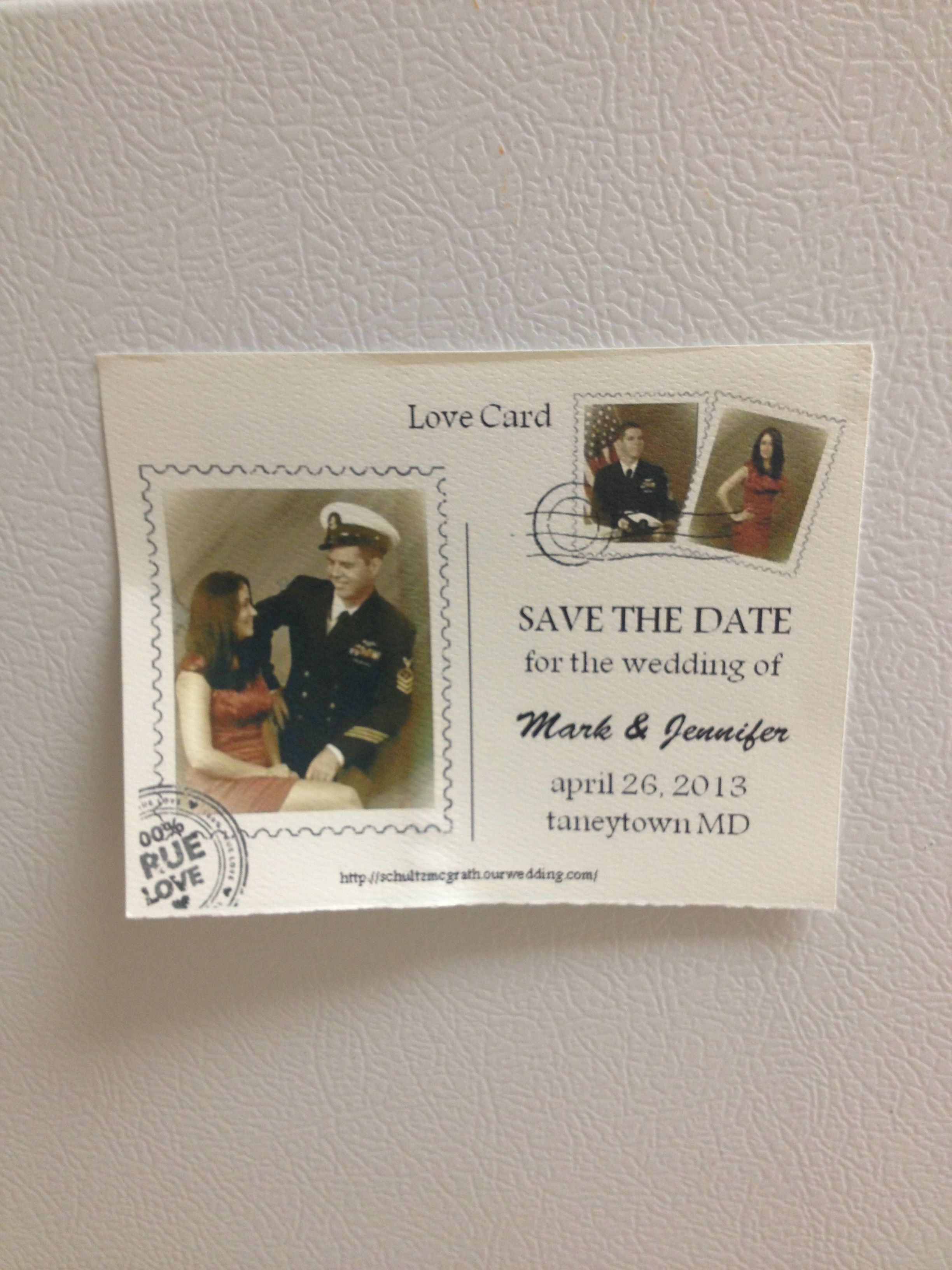 DIY, Save the Date!
