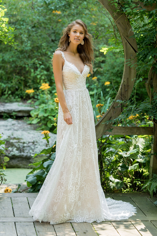 Taft u tule lillian west wedding dress trouwjurk bruidsjurk vintage