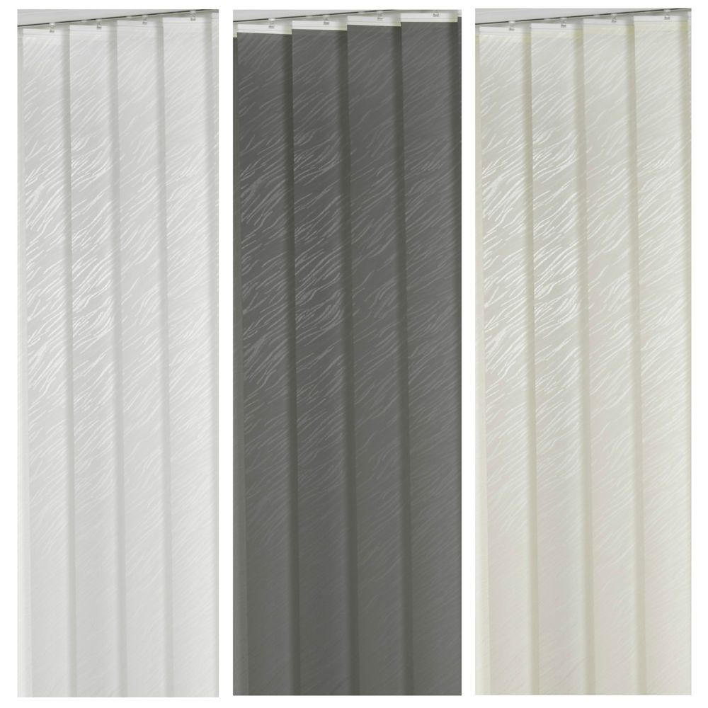 Vertical Blind Watermark Pack Of 4 Slats 2 Drops Available Whitehouseaurora Modern Vertical Blinds Blinds For Windows Vertical Window Blinds