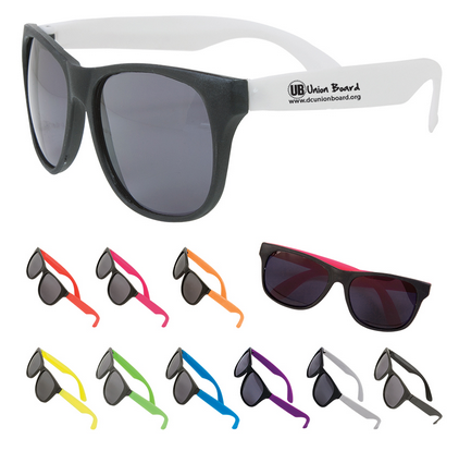 fc52fd677f4 150 Personalized Two Tone Matte Sunglasses - Wholesale Bulk Custom Logo Printed  Promotional Products