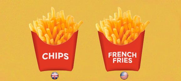 Unterschiede zwischen dem amerikanischen und britischen Englisch. Welches der beiden soll ich lernen?