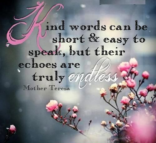 Kindness Matters Never Speak Words That Intentionally Hurt Others