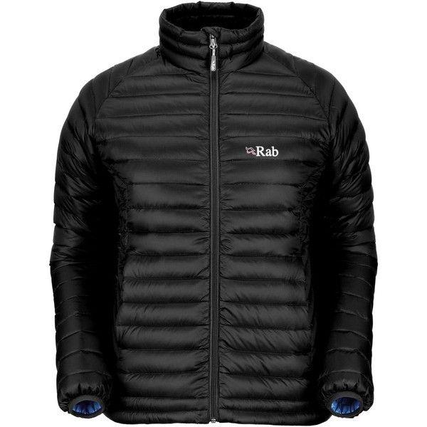 Rab women's jet jacket