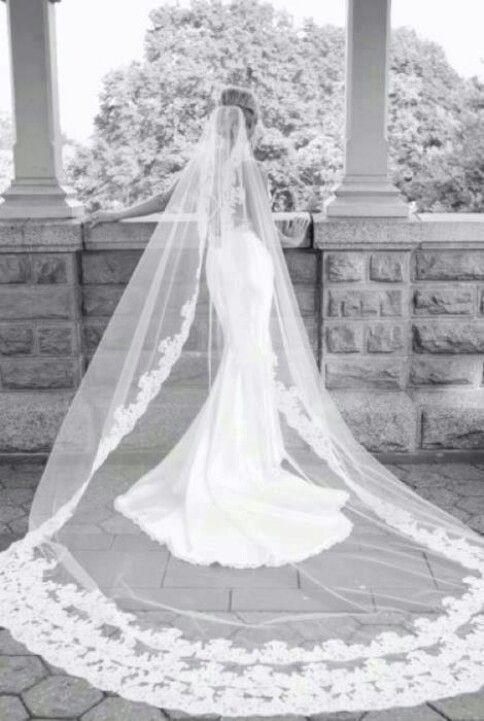 Plain Wedding Dress With Lace Veil 53 Off Plykart Com