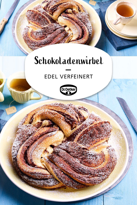 Photo of Schokoladenwirbel
