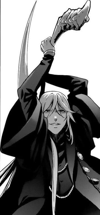 Adrian Crevan Undertaker Kuroshitsuji Black Butler Luxury Liner Arc Nourxd 3