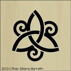 Wall Stencil Celtic Google Search Celtic Knot Tattoo Knot Tattoo