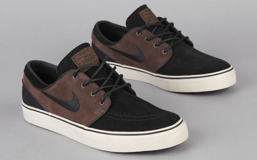 Nike SB Zoom Stefan Janoski Baroque marrone Nero  Birch  Nero  Upcoming   441ade