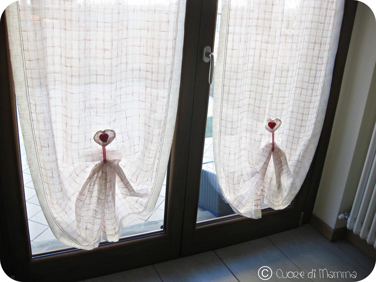 Calamite Per Tende Fai Da Te.Raccogliere Le Tende Con Calamite Idee Per Arredare Curtains