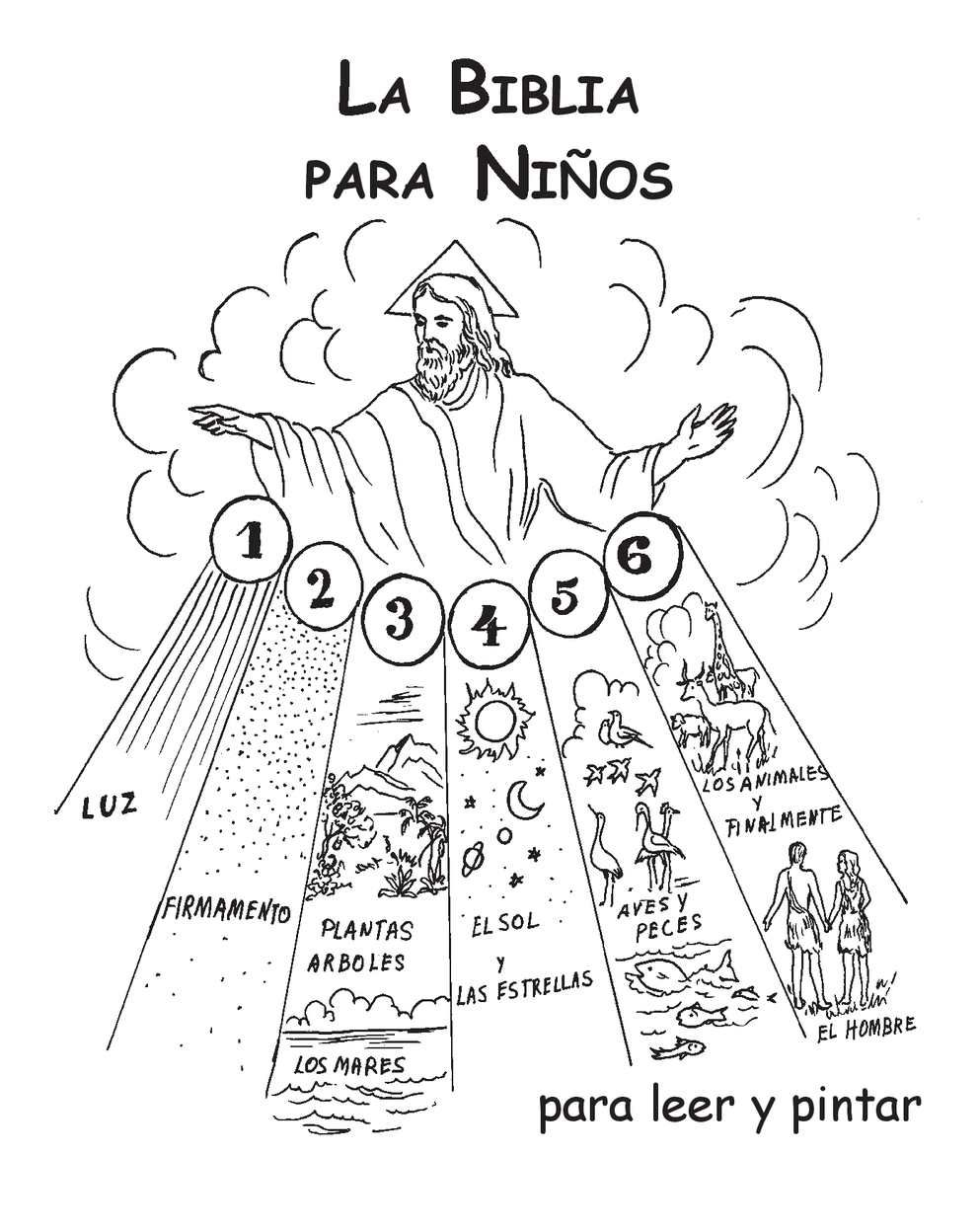 La Biblia Para Ninios Historias De La Biblia Para Ninos Biblia Para Ninos Biblia Catolica Para Ninos