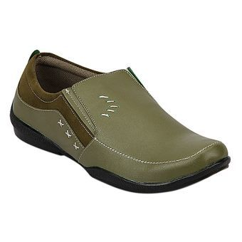 Z-Collection 1000302593 - Giày Loafers / Olive / 6