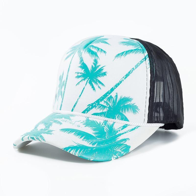 Camouflage Mesh Trucker Summer Baseball Cap Caps Hat Snapback UK