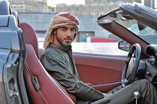 Handsome arab the man most in world Top 10