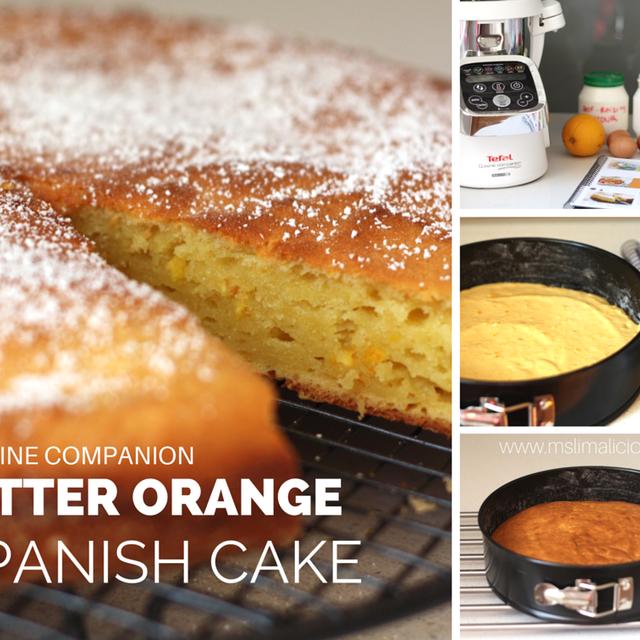 Spanish orange cake cuisine companion cuisine companion this spanish orange cake recipe is adapted from tefal cuisine companion million menus forumfinder Image collections