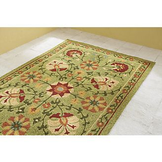 Great Spring Vine Anywhere Rug From Through The Country Door®