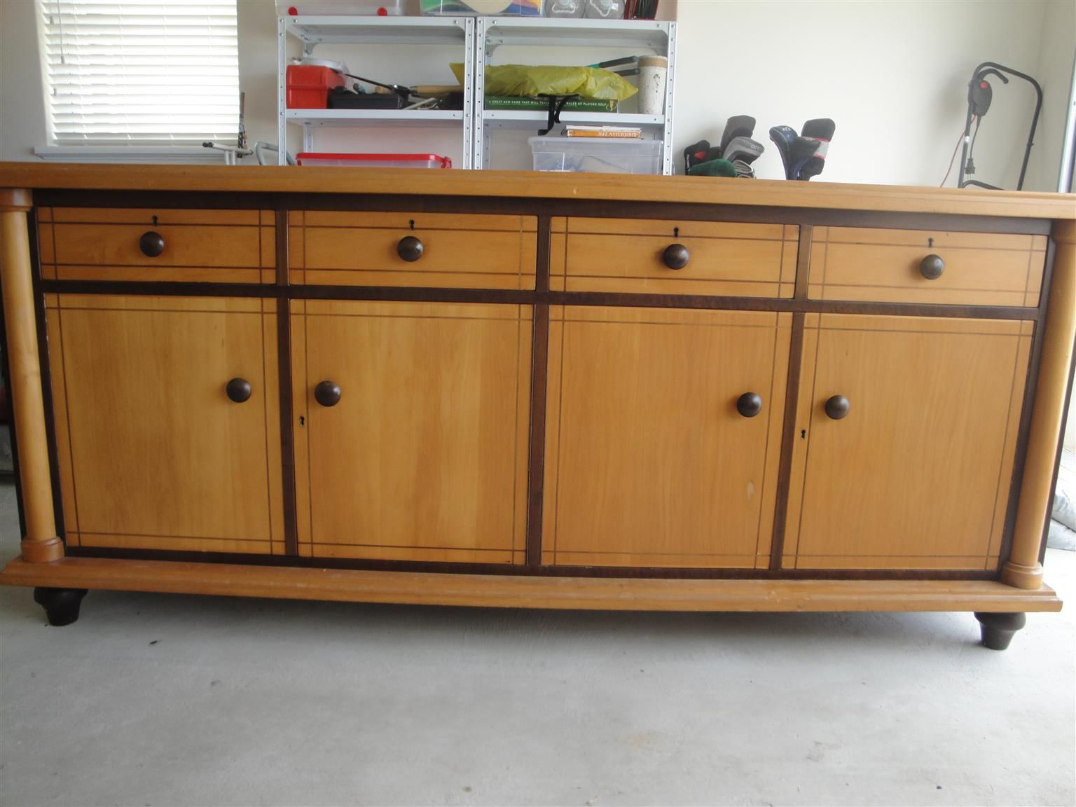 Yellowwood Sideboard Bentwood Chair Antique Chairs Stinkhout
