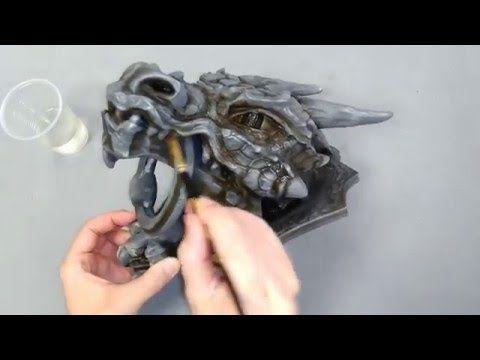 3ders.org - 3D printed dragon door knocker is artist Sonia Verdu\u0027s latest fiery creation & 3ders.org - 3D printed dragon door knocker is artist Sonia Verdu\u0027s ...