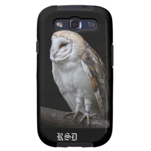 http://www.zazzle.com/monogrammed_barn_owl-179085114419177961?rf=238739306683447883  Monogrammed Barn Owl