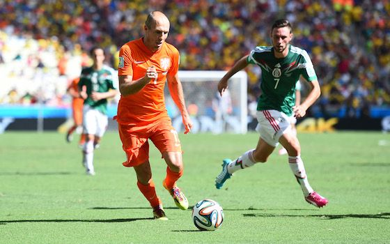 Netherlands Beats Mexico With Last Minute Penalty World Cup Mexico Netherlands