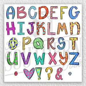 Hand Drawn Lowercase Alphabet Outlines Transparent Inside Etsy In 2021 How To Draw Hands Doodle Lettering Lettering
