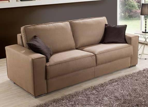 Divano letto in tessuto sofa bed interiordesign