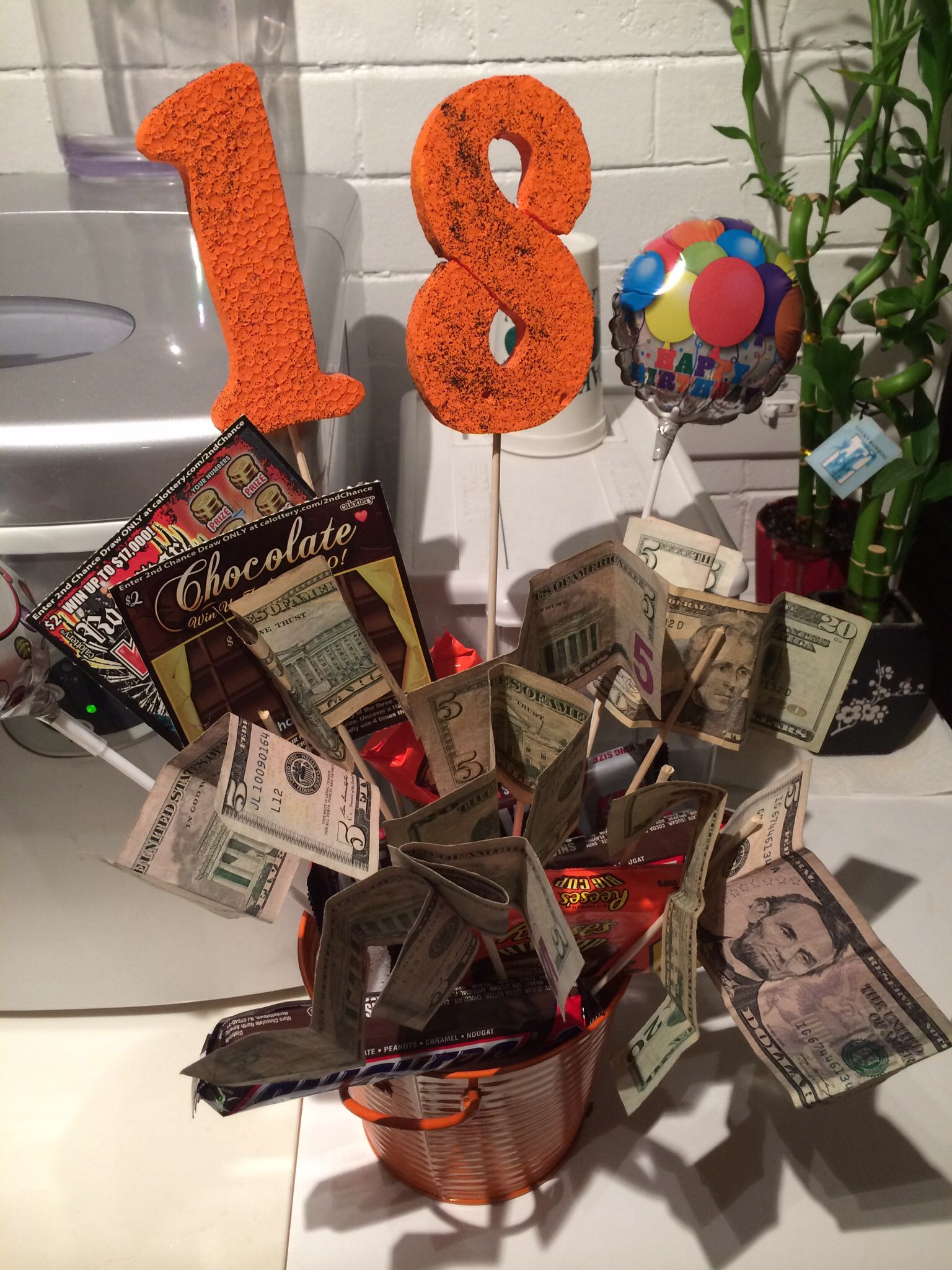 18th Birthday Gift Idea 18th Birthday Gifts Gifts For 18th Birthday 18th Birthday Party