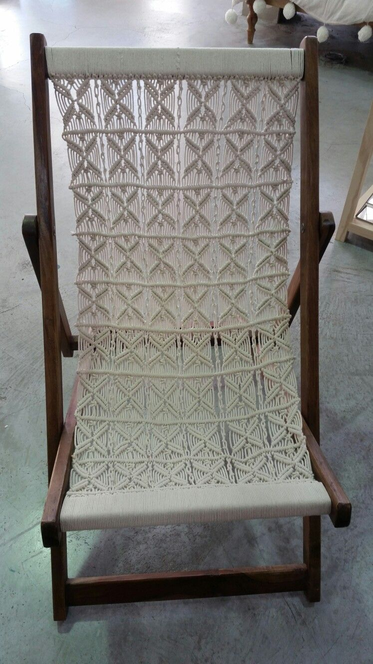 Macrame chair upholstry pinterest macrame chairs macrame and